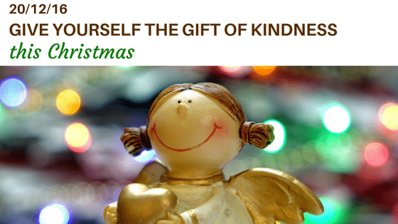 Give yourself the gift of kindness this christmas www what gift will you give yourself blog post your time to grow solutioingenieria Choice Image