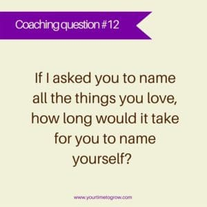 coaching questions self worth and kindness your time to grow blog show yourself kindness